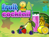 Fruit Cocktail 2 на зеркале Вулкан Старс
