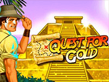 Автомат Quest For Gold